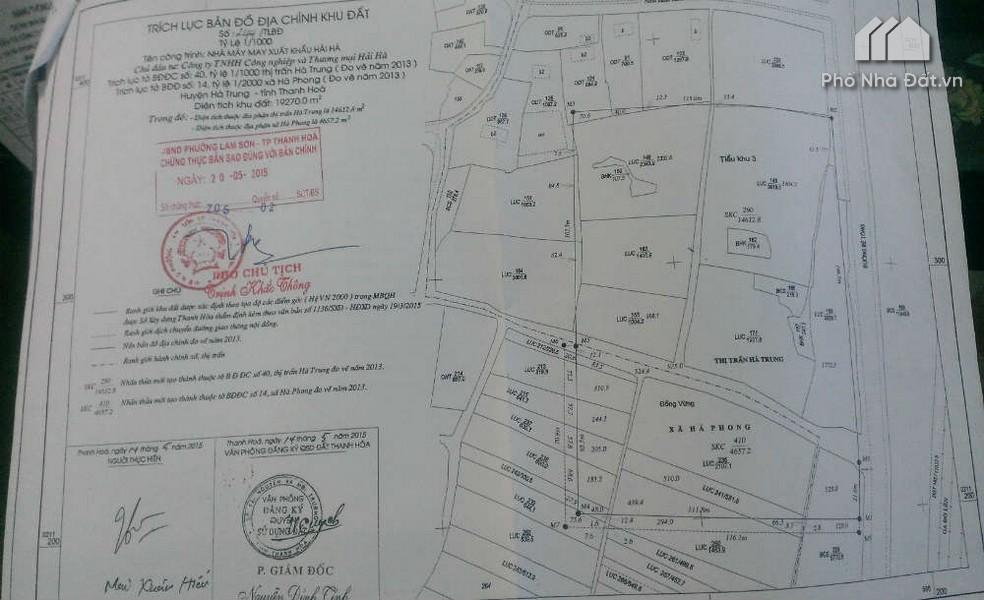 Bản đồ địa chính là gì? Trích lục bản đồ địa chính là gì?
