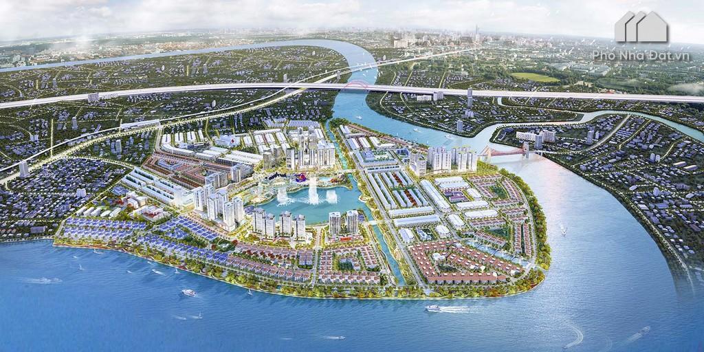 Khu phức hợp là gì? Các dự án có khu vực hợp tại Việt Nam.