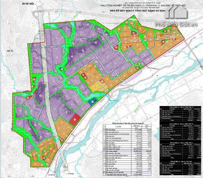Quy hoạch 1/2000 là gì? Có nên chọn mua đất quy hoạch 1/2000.