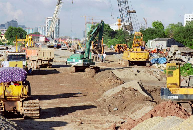 Bồi thường khi thu hồi đất làm đường giao thông