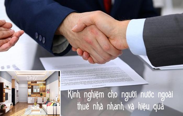 Kinh nghiệm cho người nước ngoài thuê nhà nhanh và hiệu quả